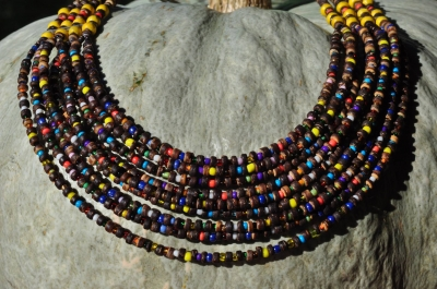 """Necklace """"Africa"""""""